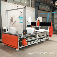 4 Axis CNC Styrofoam Cutting Machine