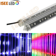 OEM for Spi 3D Led Tube Light,3D Led Dancing Light,3D Led Light Tube,Led Video Light Suppliers in China DVI Controllable Mini Smart SPI 3D RGB Tube supply to Portugal Exporter