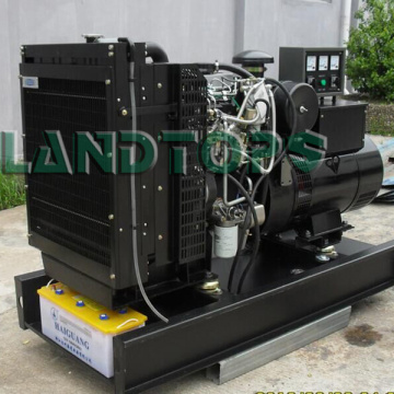 60kw Perkins Engine Soundproof Diesel Generator Quiet