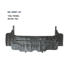Well-designed for Other Auto Parts For HONDA,HONDA Radiator,HONDA Tail Panel Manufacturers and Suppliers in China Steel Body Autoparts Honda 2015 City TAIL PANEL export to Afghanistan Exporter