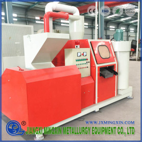 used copper cable wire Granulator and separator