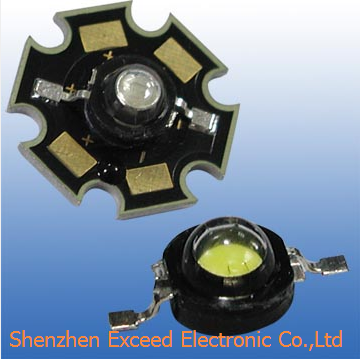 3W High Power LED Conponent