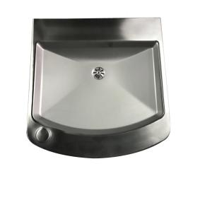 professional factory provide for Household Air Conditioner Plastic Mould Stainless Steel 304 food grade Wash Basin Product export to Libya Factory