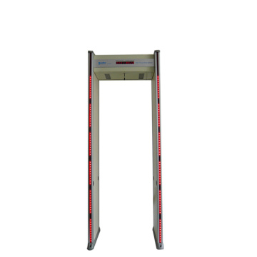 100% Original Factory for Check Metal Detector lcd walk through metal detector supply to Italy Manufacturer