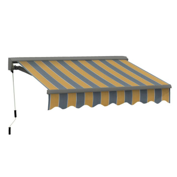 Outdoor Retractable Sunshade awning price