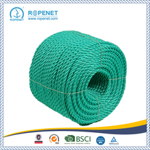 Customized for Colourful PE Monofilament 3 Strands Twist Rope,PE Twisted Plastic Monofilament Rope Manufacturer in China High Stregth Twisted PE Rope for sale supply to Kuwait Wholesale