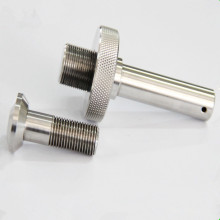 Customized precision stainless steel CNC lathe part