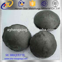 anyang silicon carbide briquette
