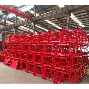high quality cage building hoist / building lifter