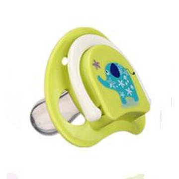 Baby Silicone Pacifier With Real Sense L