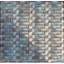Arch Hand Painting Glass Mosaic