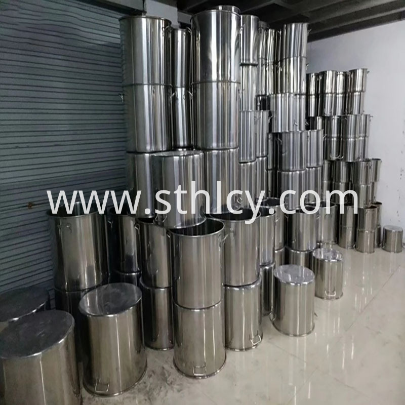 Stainless Steel Soup Barrel