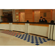Hotel Used interlockfing modular slide-proof tiles floor