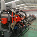Angle Punching Marking Shearing Line for Tower