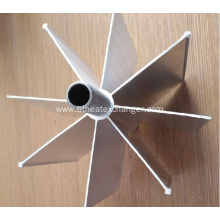 Cheap for Steel-Aluminum Composite Finned Tube Φ200-8 Aluminum Fin Tube Ambient Vaporizer Part supply to Mali Exporter