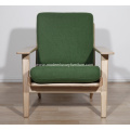 Cashmere Replica Hans Wegner Plank Chairs