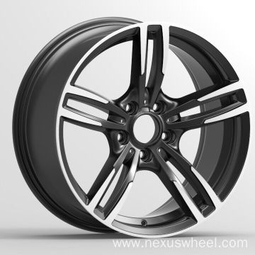 Alloy BMW Replica Wheel