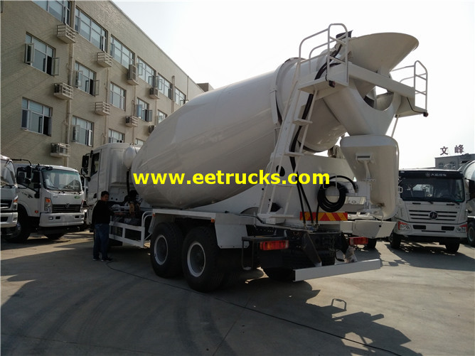 Cement Delivery Truck