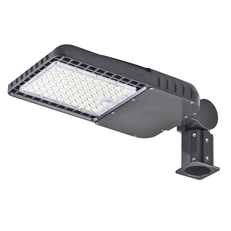 150W Led Shoebox Street Light Fixtures