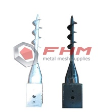 Galvanized Spike Post Spike Screw Anchor