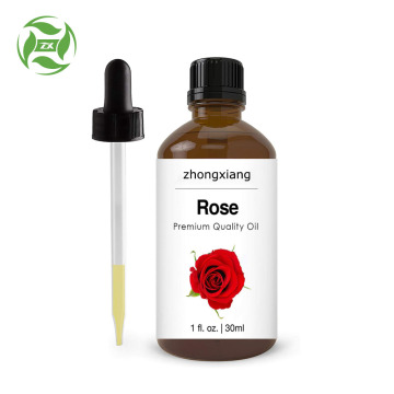 100% Pure Rose Essential Oil For Massage Aromatherapy