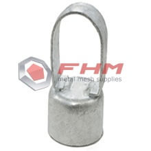 Top Though for Chain Link Fence Fittings Accessories