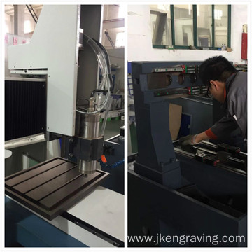 Multi-Head Mould Engraving Carving Machine