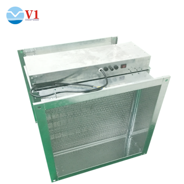 Pipeline Uv Ion plasma air purifier