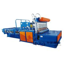 Galvanized Welded Wire Mesh Machine For Construction