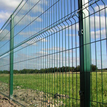 Steel Weldmesh Garden & Security Fencing