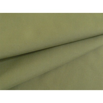 Core-spun Yarn Plain Dyed TC Fabric for Shirt
