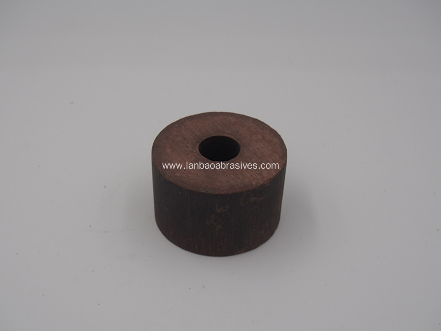 Special BD polishing wheel for glass hole