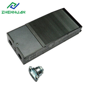 60W 12V Constant Voltage 0-10V Dimmable LED Driver