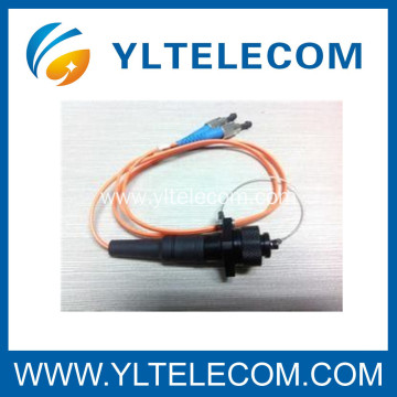 High Efficiency Factory for Fiber Patch Cords ODC feeder with 5.5 mm cable /IP67 (with 2/4/12/24-core) fiber optic patch cord export to Greenland Supplier