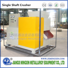 Single Shaft Crusher for Metal Recycling