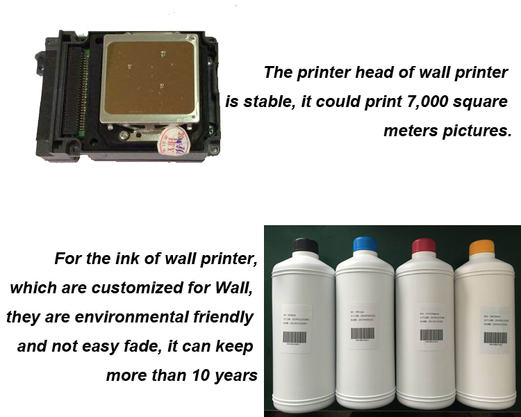 Wall Printer Details