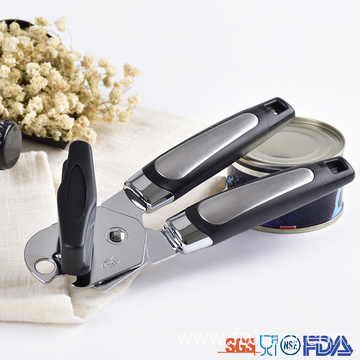 Bottom price for China Can Opener,Non Slip Can Opener,Manual Can Opener Supplier Best selling classic handle can opener export to Italy Suppliers