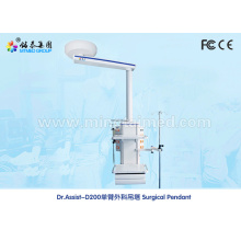 Mechanical single arm surgery medical pendant