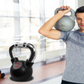 Color Coated Iron  Kettlebell