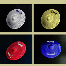 Instrument Drum Quiet Cymbals