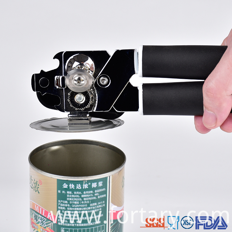 Panda colors Can Opener