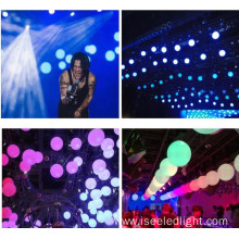 OEM for Kinetic Sculpture Led Ball 25CM DMX Lifting Led Ball for Stage Lighting export to Poland Exporter