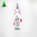 blown animal unicorn figurines glass ornaments