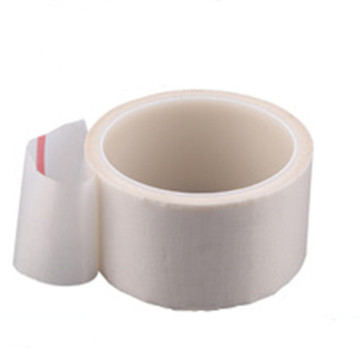 0.13mm White PTFE  Adhesive Tapes Without Liner