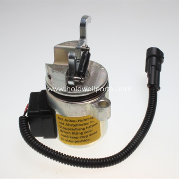 Holdwell solenoid ZM2904956 for volvo Backhoe Loaders