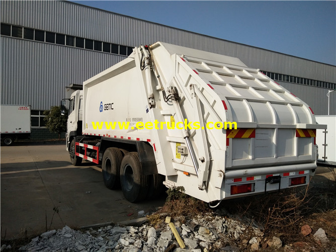 Compressed Rubbish Truck
