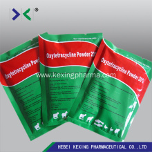 Factory directly provide for Animal Medicine Oxytetracycline Injection Animal Oxytetracycline Powder 10% supply to Japan Factory