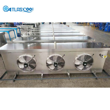 Stainless Steel Cold Storage Air Cooled Evaporator