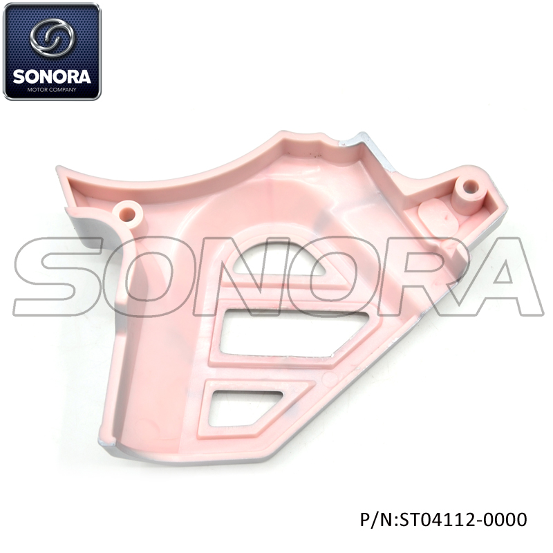 Minarelli AM6 Left rear cover (P/N:ST04112-0000) Top Quality