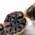 Good taste of black garlic